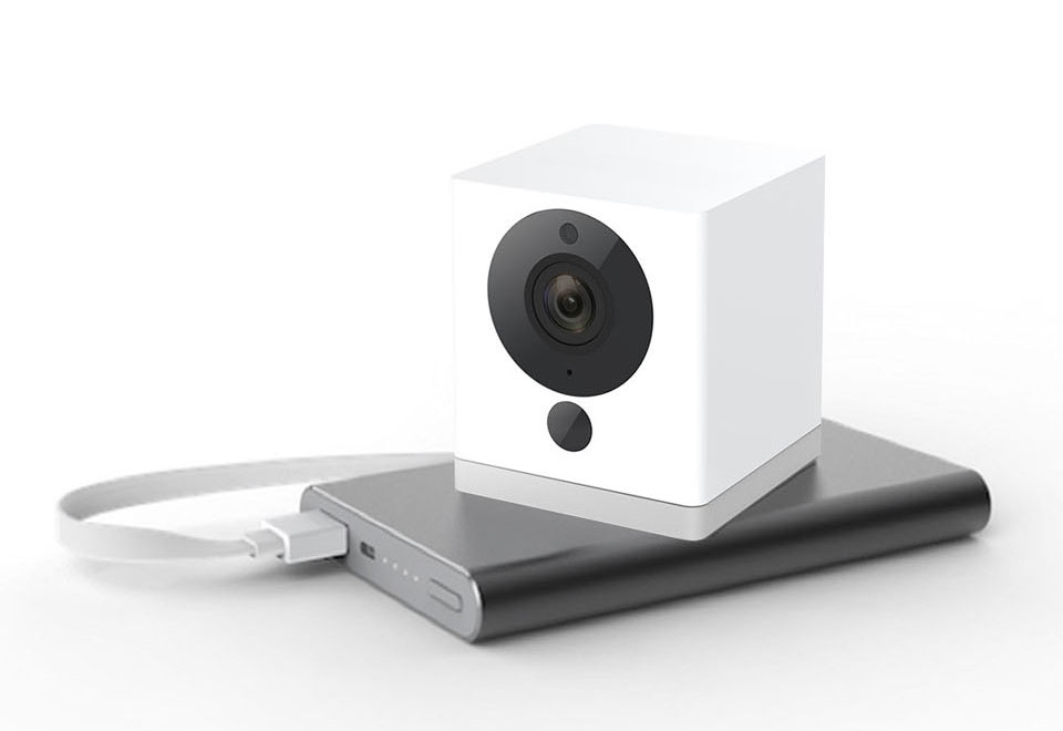 Xiaomi MiJia Small Square Smart Camera