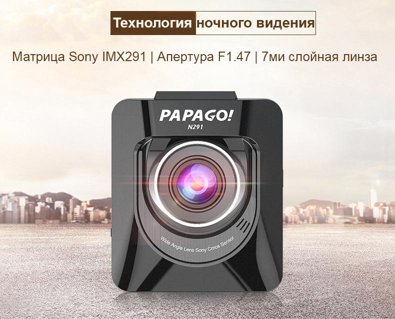 papago n291 sony